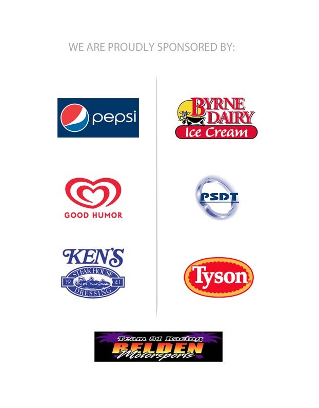 Our Proud Sponsors