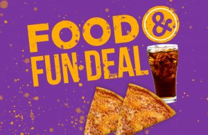 Calypso's Cove Food & Fun Deal Asset